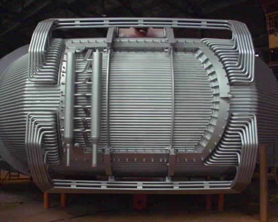 余热锅炉-冶金行业余热锅炉