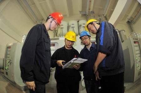 GE 特地为了此次项目成立了专案小组,全程参与调试过程。