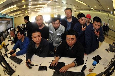高井电厂项目的成功,尽职尽责的工程师小组功不可没。