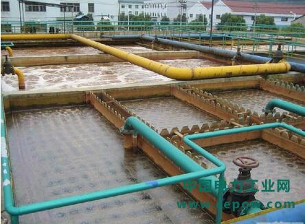 生物膜-膜生物反应器在废水处理中的应用