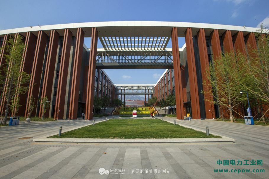 北京化工大学新校区下